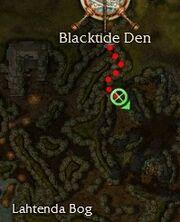 Gundok Map