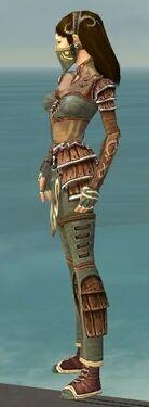 Ranger Shing Jea Armor F gray side