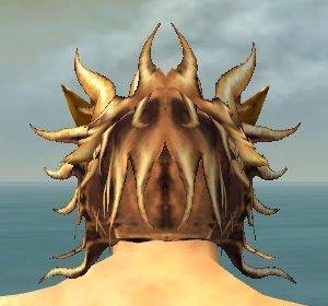 File:Dragon Mask gray back.jpg