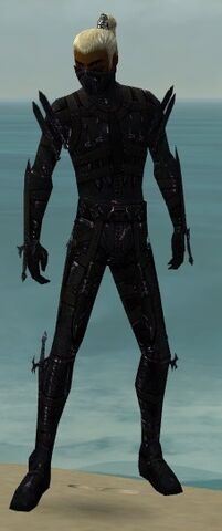 File:Assassin Obsidian Armor M dyed front.jpg