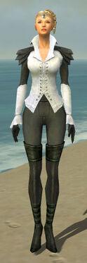 Mesmer Ascalon Armor F gray front