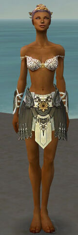 File:Paragon Elite Sunspear Armor F gray arms legs front.jpg