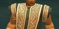 Monk Tyrian armor