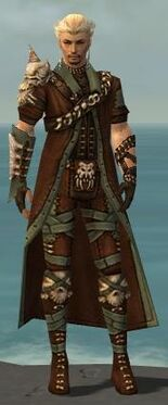 Ranger Krytan Armor M gray front