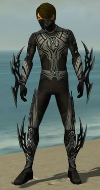Assassin Vabbian Armor M gray front