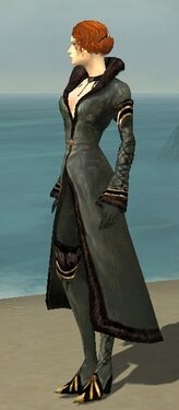 Mesmer Norn Armor F gray side
