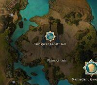 Plains of Jarin map