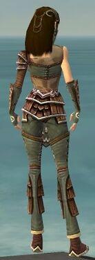 Ranger Shing Jea Armor F gray back