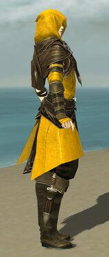 Shining Blade Uniform F dyed side