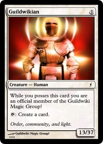 File:White Guildwikian Magic Card.jpg