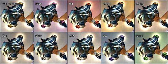 Zodiac Hammer colored