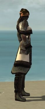 Ranger Norn Armor F gray side alternate