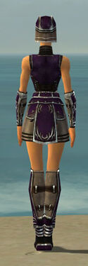 Warrior Istani Armor F dyed back