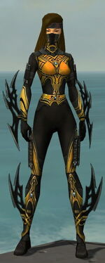 Assassin Vabbian Armor F dyed front