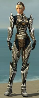 Warrior Elite Sunspear Armor F nohelmet