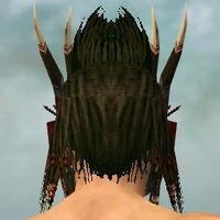 Dread Mask M gray back
