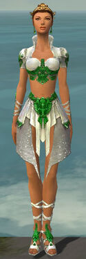 Paragon Elonian Armor F dyed front