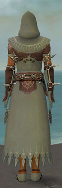 Dervish Sunspear Armor M gray back