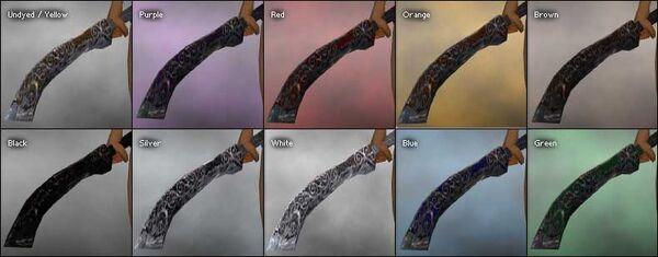 Lesser Sage Blade colored