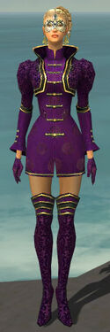 Mesmer Canthan Armor F dyed front