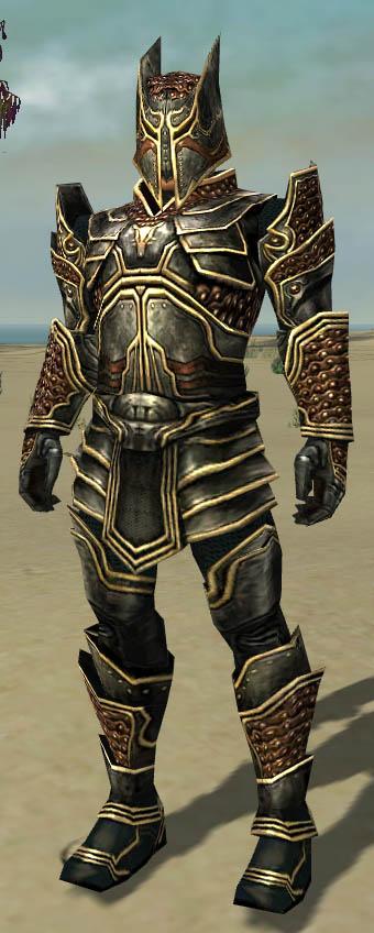Warrior Kurzick armor/Male | GuildWars Wikia | Fandom ...