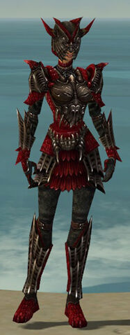 File:Warrior Elite Dragon Armor F dyed front.jpg