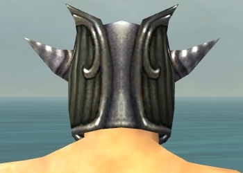 File:Warrior Wyvern Armor M gray head back.jpg