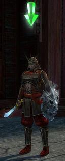 Guardsman Makuruyo