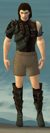 File:Ranger Obsidian Armor M gray chest feet front.jpg