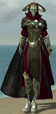 Grenth's Regalia F dyed front