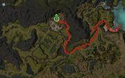 Justiciar Kimii map