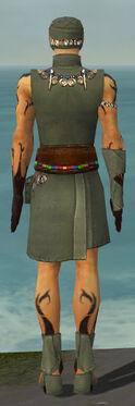Ritualist Shing Jea Armor M gray back