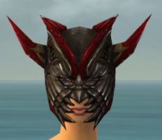 File:Warrior Elite Dragon Armor F dyed head front.jpg