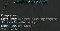 AscalonBattleStaff