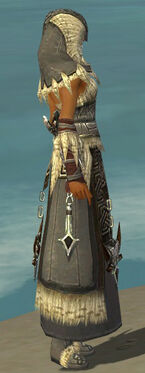 Dervish Norn Armor F gray side
