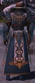 Kahmu Armor Deldrimor Back