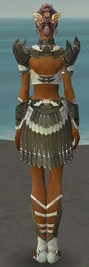 Paragon Elite Sunspear Armor F gray back