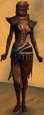 Xandra Armor Brotherhood Front