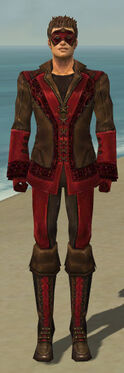 Mesmer Istani Armor M dyed front