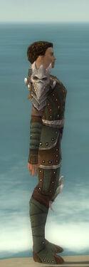Ranger Elite Studded Leather Armor M gray side
