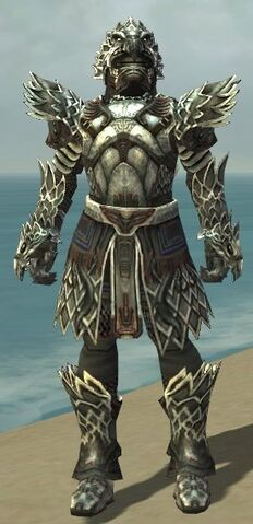 File:Warrior Silver Eagle Armor M gray front.jpg