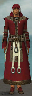 Dervish Elonian Armor M dyed front
