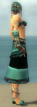 Ritualist Luxon Armor F dyed side