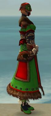 Ritualist Norn Armor F dyed side