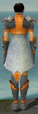 Elementalist Stoneforged Armor M dyed back