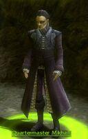 Quartermaster Mikhail
