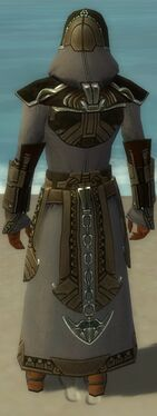 Dervish Asuran Armor M gray back