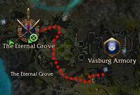 Bramble Everthorn Location