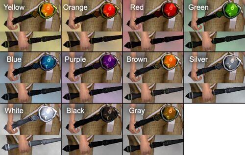 Asuran Scepter Dye Chart