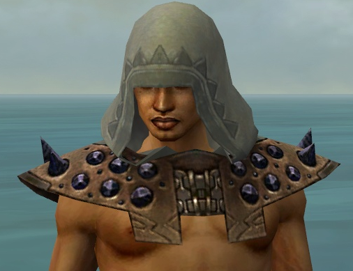 File:Dervish Obsidian Armor M gray head front.jpg